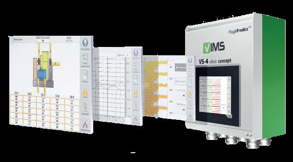 vibration monitoring system / system monitorowania drgań