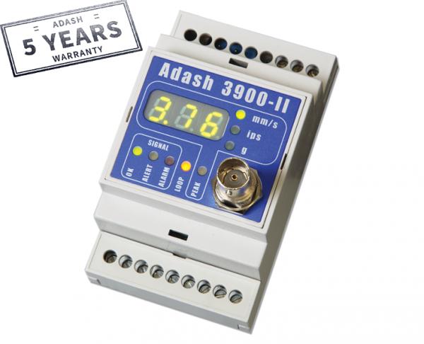 Adash system monitorowania drgań