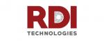 logo RDI Technologies IRIS M motion amplification, amplifikacja ruchu