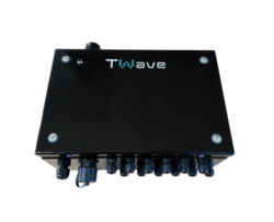 system monitorowania drgań, vibration monitoring system