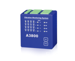 A3800 - Compact size on-line monitoring system