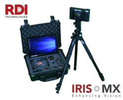 IRIS MX Motion Amplification Technology