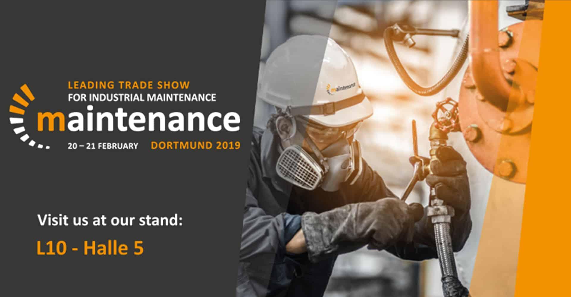 maintenance dortmund 2019