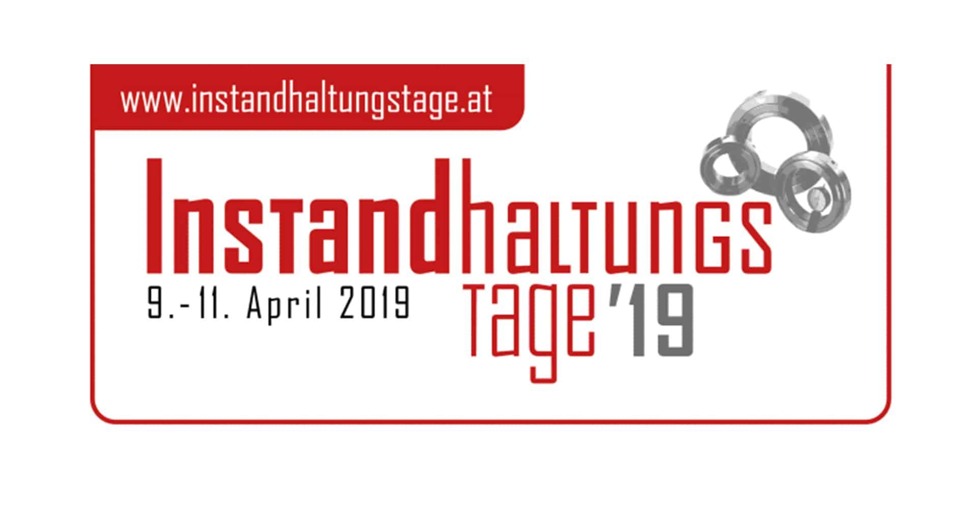 Instadhaltungstage 2019 targi utrzymania ruchu Austria