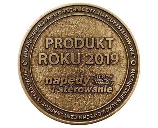 medal produktu roku 2019