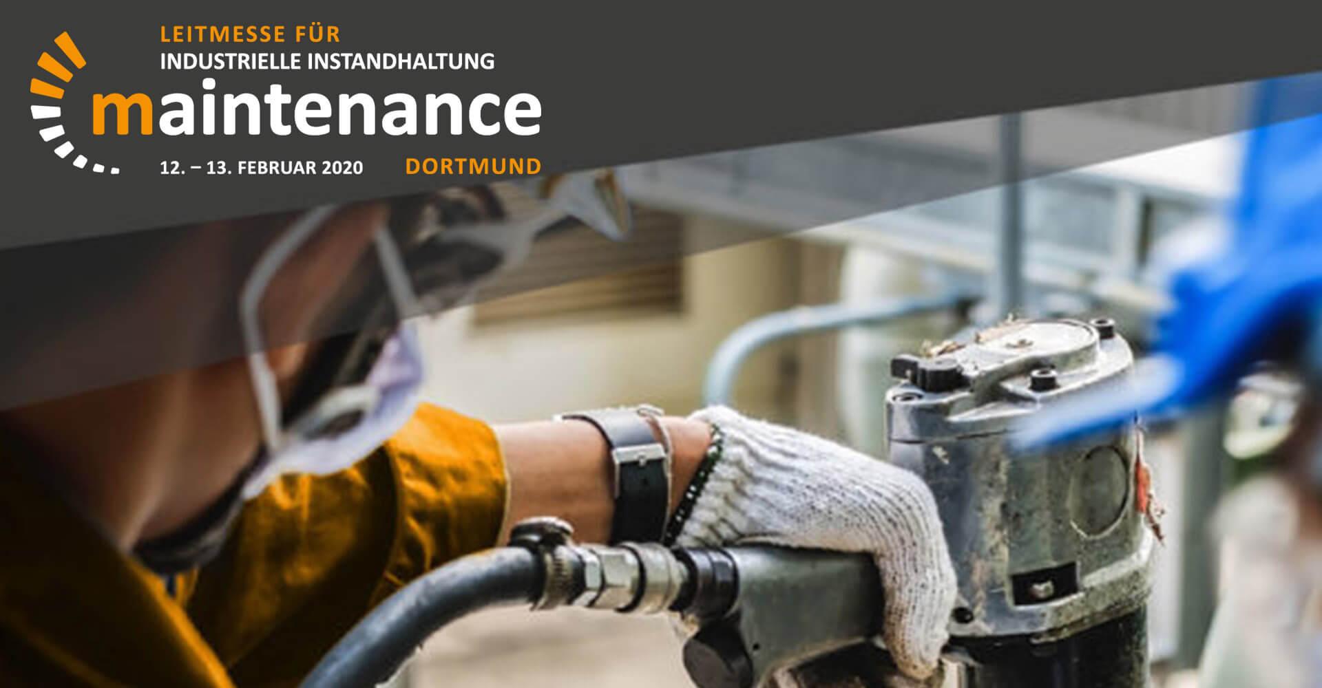 maintenance 2019 dortmund