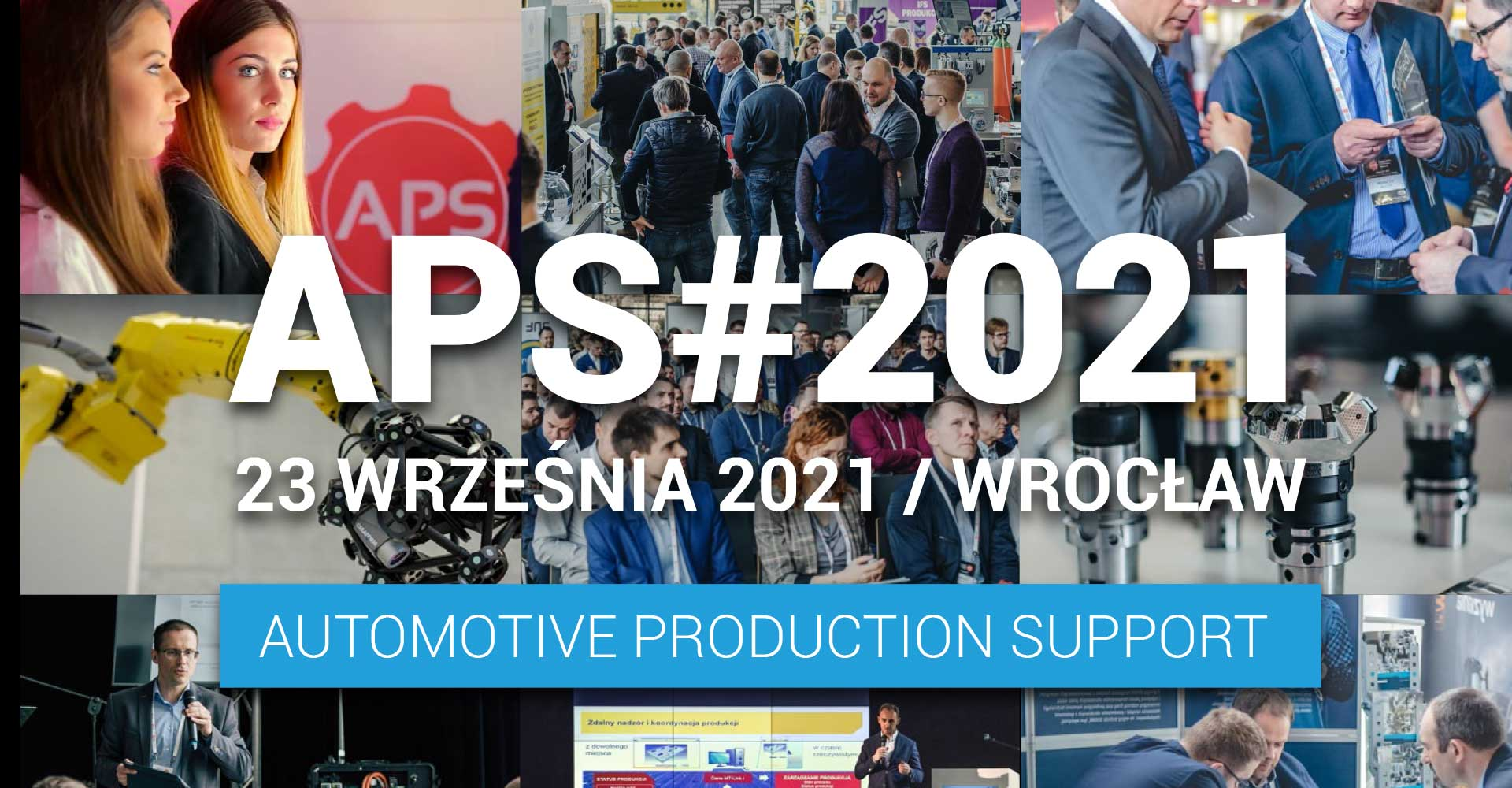 Automotive production support 2021 baner